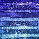 monoprint stripes 2 by frederic levy-hadida