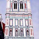 Campanile di Giotto by Matthew  Bates