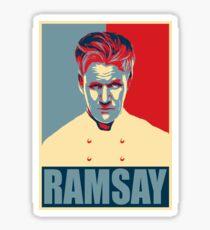 Ramsay Sticker