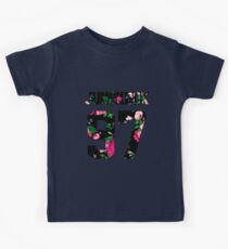 Jungkook - Colorful Flowers Kids Clothes