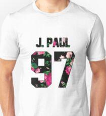 Jake Paul - Colorful Flowers Unisex T-Shirt