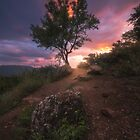 Evening in the Valley of Ghosts by Eugenstellar