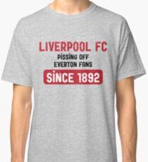 Liverpool FC - Since 1892 Classic T-Shirt