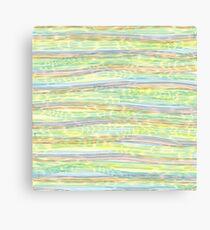 horizontal lines Canvas Print