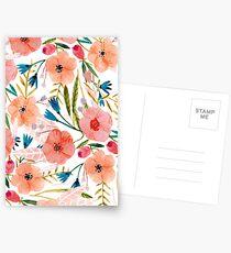 Floral Dance Postcards