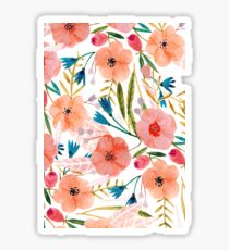 Floral Dance Sticker