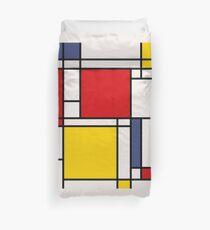 Mondrian Duvet Cover