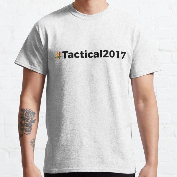 Tactical 2017 Classic T-Shirt