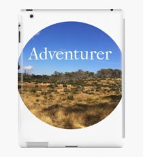 Adventurer iPad Case/Skin