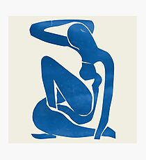 Matisse Cut Out Photographic Print