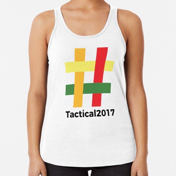 Tactical 2017 Logo Racerback Tank Top