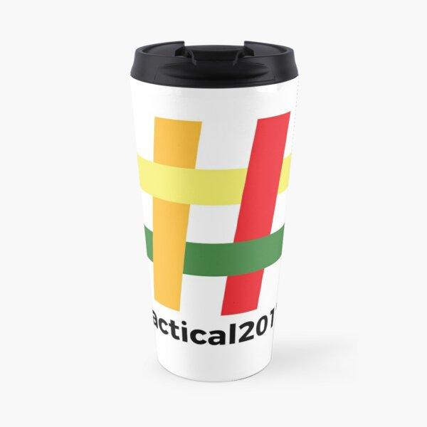 Tactical 2017 Logo Travel Mug