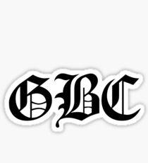 Gothboiclique Sticker