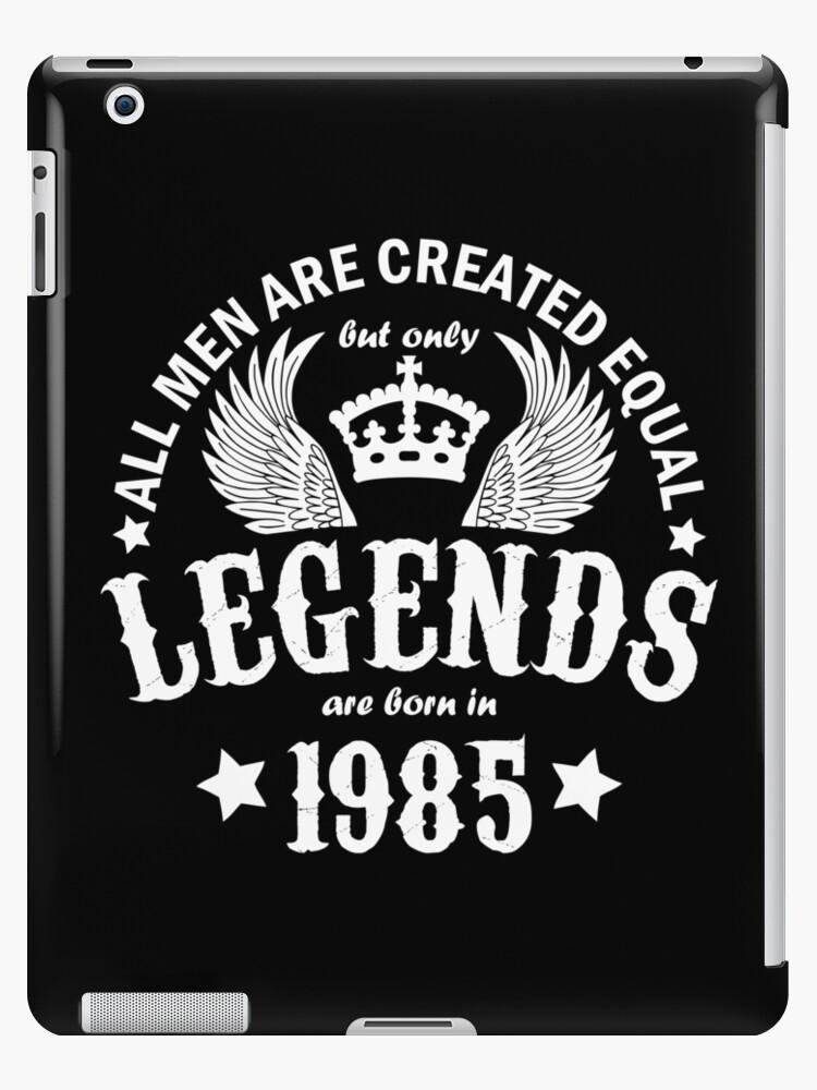 Legends are Born in 1985 by beloknet