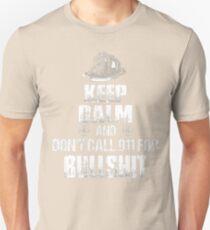 Firefighter papa T-Shirt