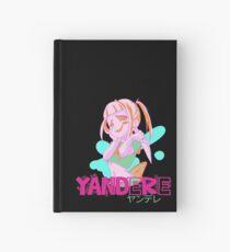 Yandere Hardcover Journal