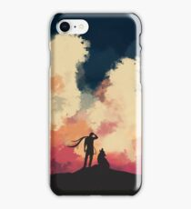 Howls of the Wind iPhone Case/Skin