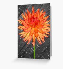 Fabulous Flower Greeting Card