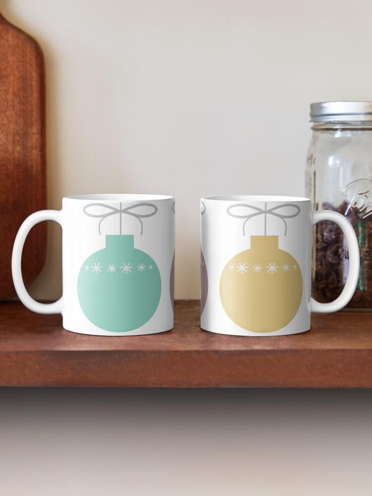 Alternate view of Holiday Ornaments Mug