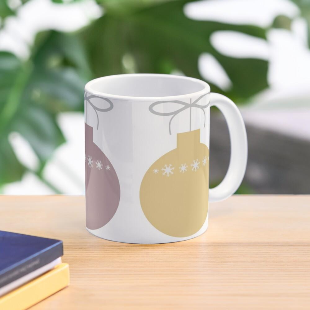 Holiday Ornaments Mug