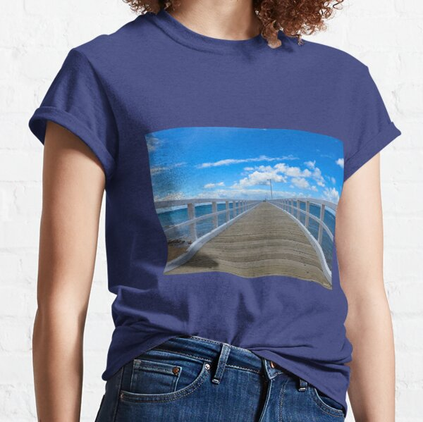 Pier at Point Lonsdale Classic T-Shirt