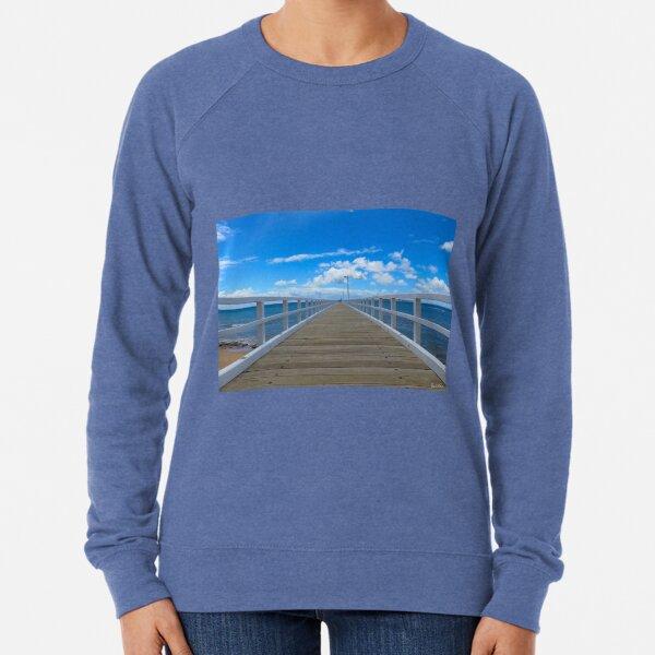 Pier at Point Lonsdale Lightweight Sweatshirt