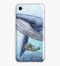 Aquatic Friends iPhone Case/Skin