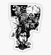 Tim in mind Sticker