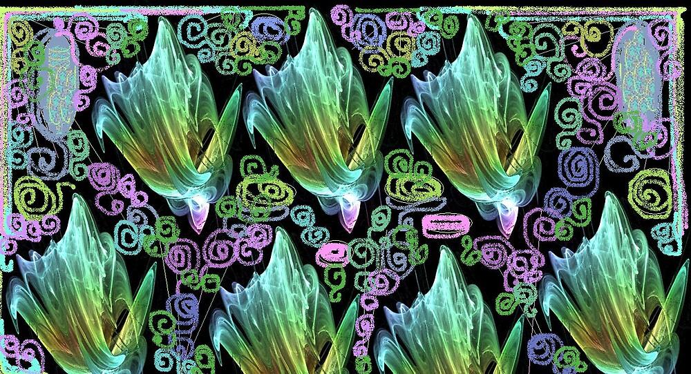Plasma Flowers by brenwebb