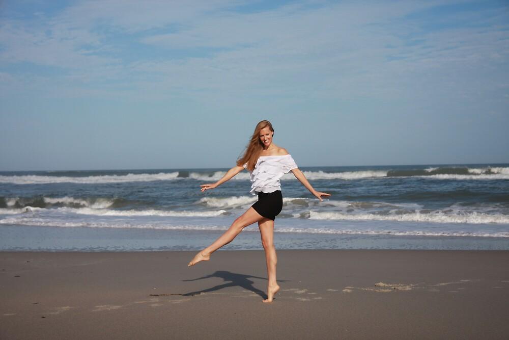 American East Coast Florida Beach by Beaner