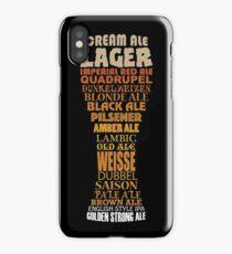 Beer Glass Cloud iPhone Case