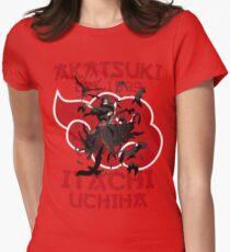 Itachi Uchiha v2 Womens Fitted T-Shirt