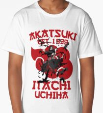 Itachi Uchiha v2 Long T-Shirt