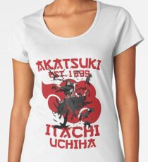 Itachi Uchiha v2 Women's Premium T-Shirt