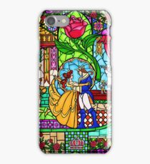 Patterns of the Stained Glass Window iPhone Case/Skin