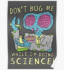 Bug Science Poster