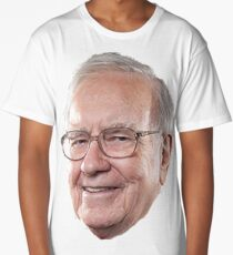 Warren Buffett Long T-Shirt