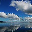 Clouds Over Albany (4 years ago)  by Eve Parry