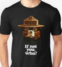 Smokey - Resisty Unisex T-Shirt