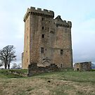 Clacknannan tower by Alan Findlater