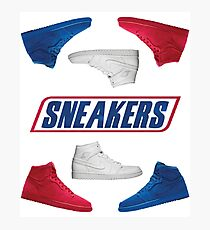 Sneakers Photographic Print