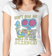 Bug Science Women's Fitted Scoop T-Shirt