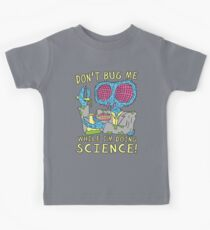 Bug Science Kids Tee