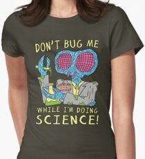 Bug Science Womens Fitted T-Shirt