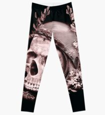 Astro Skull Leggings