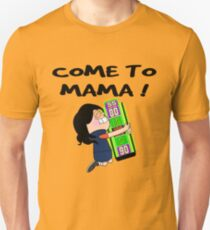TV Game Show - TPIR (The Price Is...) Come To Mama Unisex T-Shirt