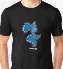 Perroket Bleu Unisex T-Shirt