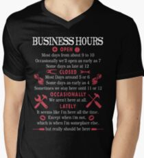mechanic Men's V-Neck T-Shirt