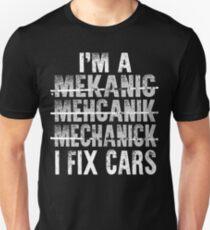 Mechanician shirt T-Shirt