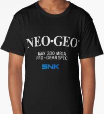 NeoGeo - Classic screen Long T-Shirt
